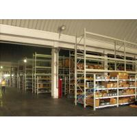 Quality Supply Chain Carton Flow Rack Pallet Racking Shelves Placed Roller / Channel Shaped Bracket wholesale