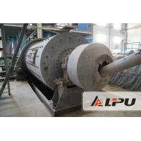 Best 18 T 110kw Mining Ball Mill Compact Structure Ball Mill Production Line wholesale