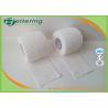 White Medical EAB Elastic Adhesive Bandage Heavy Stretch 50mm Light Weight for sale
