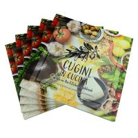 China China supplier Hardcover cooking book printing service, China book printing on sale