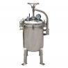 SUS316 Liquid Filter Machine Cartridge Diaphragm Pump Filter for sale