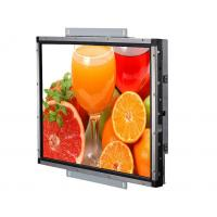 Best Vivid Image Open Frame LCD Display / All In One Pc 300nits Brightness Long Life Span wholesale