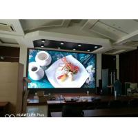 Quality SMD P3mm led video screen rental for Meeting Room / led perimeter boards High Definition wholesale