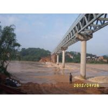 Best GB Truss Steel Structure , Hot - Dip Galvanized Steel Frames Bridge wholesale