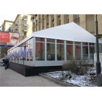 Buy cheap 400m2 Clear Span Structure Outdoor Party Rainproof Cover Canopy from wholesalers