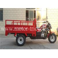 Quality Enclosed Cargo Box Eec Tricycle wholesale