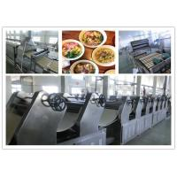 Buy cheap 30 000 to 220 000pcs/8h Fried Noodle Making Machine Production Line instant from wholesalers