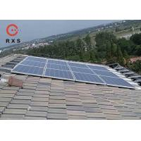 Best 3KW Solar Power System High Efficiency With Polycrystalline Framed Solar Panel wholesale