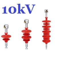 Best High Tension Composite Suspension Insulator , 10kv Overhead Line Insulators wholesale