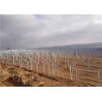 Best Photovoltaic customized professional design Solar Panel Ground Mounting System wholesale