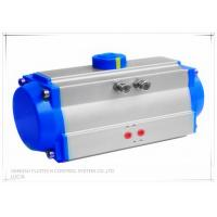 Best Aluminum Alloy Ball Valve Pneumatic Actuator AT 160 For Wafer Butterfly Valves wholesale