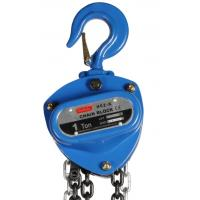 Quality Alloy Steel Manual Chain Block Hoist , 3 M Chain Lifting Pulley Block 1 Ton wholesale