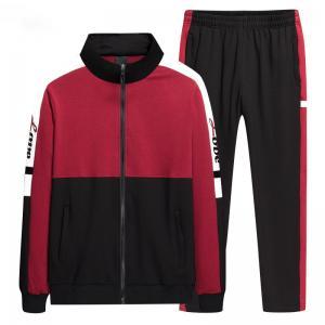 Best Leisure Style Anti Pilling Long Sleeve Sportswear For Man wholesale