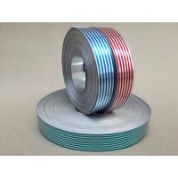 Quality printed aluminum strip for medical caps wholesale