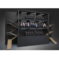 Best Suspended Dome Theater with 13 Meters Edgeless Screen and 20 Motion Seats wholesale