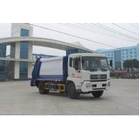 Dongfeng tianlong 6*4 18cbm garbage compactor truck for sale, best price dongfeng 6*4 LHD 16M3-18M3 refuse garbage truck