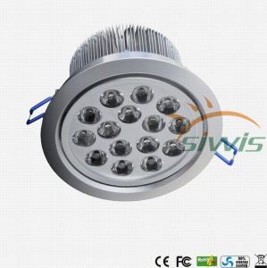 Edison Cree LED Recessed Downlights 15 Watt , Led Recessed Lighting 3000K