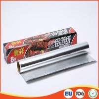 Cheap Household Aluminium Foil Roll Paper Food Grade For Cooking / Baking SGS Standard for sale