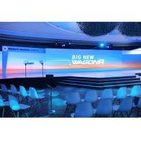 Buy cheap Aluminum Indoor Rental LED Display P3.91 Nationstar Lamp Panel Curved Installati from wholesalers