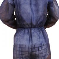 Buy cheap S-3XL Non Woven Surgical Gown Without Hood , Lightweight Breathable Coveralls from wholesalers