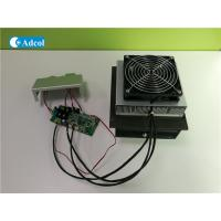 Best Compact 100W 48VDC Thermoelectric Air Conditioner With Controller And Cover wholesale