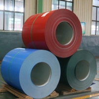 PPAL 0.013mm H24 1050 Color Coated Aluminium Coil for sale