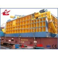 Best 315 Ton Heavy Duty Scrap Metal Baler Equipment For Metal Smelting Plant 22kW wholesale
