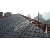 Best New plastic PVC village houses roofing tiles roofing materials wholesale
