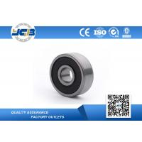 Best Customized 6300 Series Bearing , High Swiveling Accuracy 6302 2RS Bearing wholesale