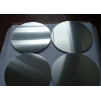 Quality High Moisture Mill Finish Aluminum Disk Blanks Waterproof Road Sign Material wholesale