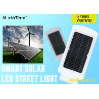 Buy cheap 10w Integrated MONO Solar Powered LED Street Lights With 5 Years Warranty / LED from wholesalers