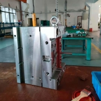 Best 718H Plastic Injection Mold Tooling Custom 300000 500000 Shots wholesale