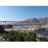 Quality CB100 321 Modular Steel Bridges Q345B Steel Painted Hot Dipped Galvanized wholesale
