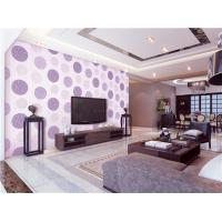 Best 70cm width high quality fireproof,waterproof and mould proof PVC vinyl wallpaper wholesale