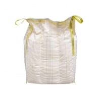 China Dyes Powders Groundable Grid  Conductive Big Bag 4400lbs capacity for sale