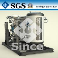 Cheap High Purity Tire PSA Nitrogen Generator System Automatic Operating for sale