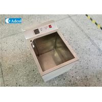 Best Peltier Element Thermoelectric Cold Water Bath For Various Test wholesale