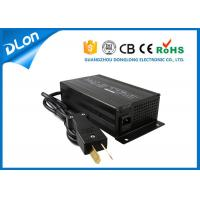 Buy cheap 2 crowfoot connector 36v golf cart battery charger 36v 18a for lead acid / from wholesalers