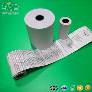 Best 80*60mm Thermal Cash Register Paper Rolls for Cash Register/POS/PDQ Machine & Small Ticket Printer wholesale