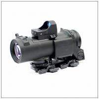 Best Tactical Scope Compact 20mm Rail Mounts Optical Sights Rifle Hunting wholesale
