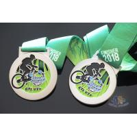 Best Custom Made Riding Event Metal Soft Enamel Medals No Minimum, Trophies And Medallion wholesale