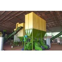 Quality Cow dung, sheep manure as materials to make organic fertilizer pellets production line wholesale