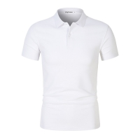 Best Customized Polo Shirts Business Workwear Mens Polo Neck T Shirts With Printing wholesale