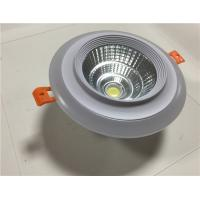SMD 2835 22W Colored Led Lights , Double Color Round 50/60Hz Led Recessed Lights