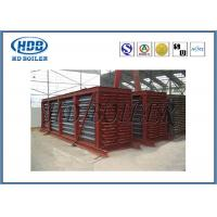 Best Coal Fired CFB Boiler Economizer Water Heat H Finned Tube / Spiral Finned Tube wholesale