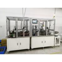 50HZ 2.5KW Automatic Assembly Machine 4800*1400*1800mm For Capacitor Assembly