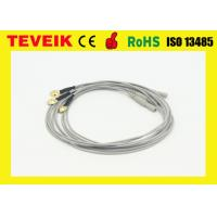 Best Medical electrode eeg cable Din 1.5 eeg hat cable with nickel plated copper wholesale