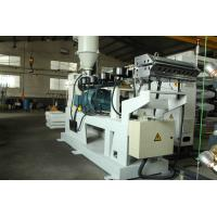 Best Thick Plastic Sheet Making Machine With Single Extruder For Chemical Packing Industry wholesale