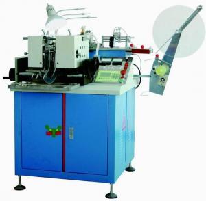China Automatic Label Cut and Fold Machine on sale