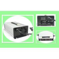 Buy cheap High Efficiency 12V 60A Smart Battery Charger For LiFePO4 / Li-Ion / LiMnO2 from wholesalers